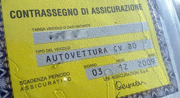 RC auto, attenti al sito delle polizze falso.