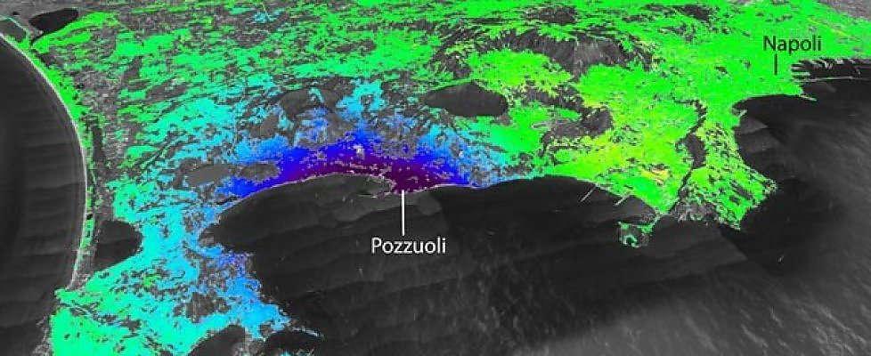 La Solfatara da segni di risveglio, il vulcano più potente del mondo, preoccupa i ricercatori.