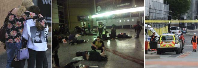 Manchester, attentato al concerto di Ariana Grande, 22 morti, 59 feriti e 12 dispersi