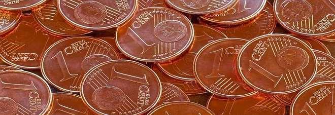 Addio a monete da 1 e 2 centesimi, pagamenti arrotondati