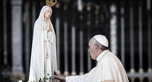 Papa Francesco e Fatima, svelate le tre profezie.