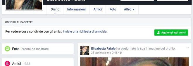 Fake con foto di Tiziana Cantone, 1300 persone accetano la sua amicizia