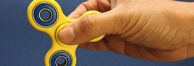 Il Fidget la nuova mania del momento, per i più piccoli.