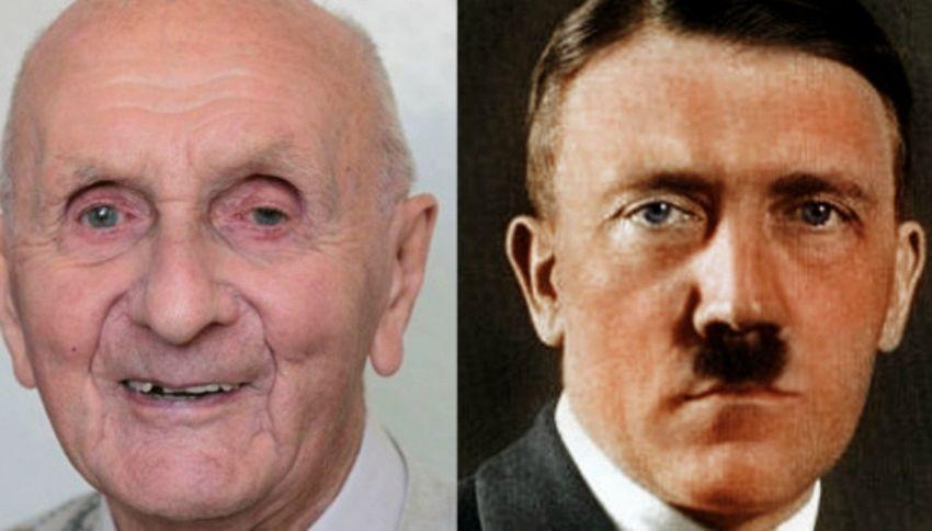 Argentina, un uomo di 128 anni afferma di essere hitler