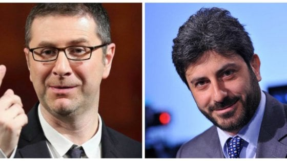 """""""Comunista con il portafoglio a destra"""" M5S contro Fabio Fazio"""