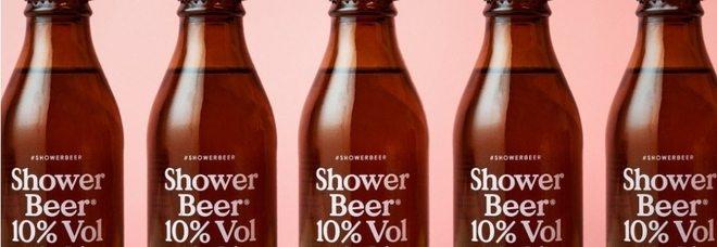 Arriva la birra da doccia, ecco quali sono le sue caratteristiche