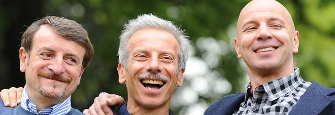 """Aldo, Giovanni e Giacomo in crisi, verso l'addio: """"Problemi di incompatibilità!"""""""