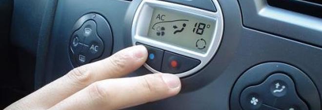 Accendere il condizionatore in auto è illegale, si rischiano multe fino a 500€