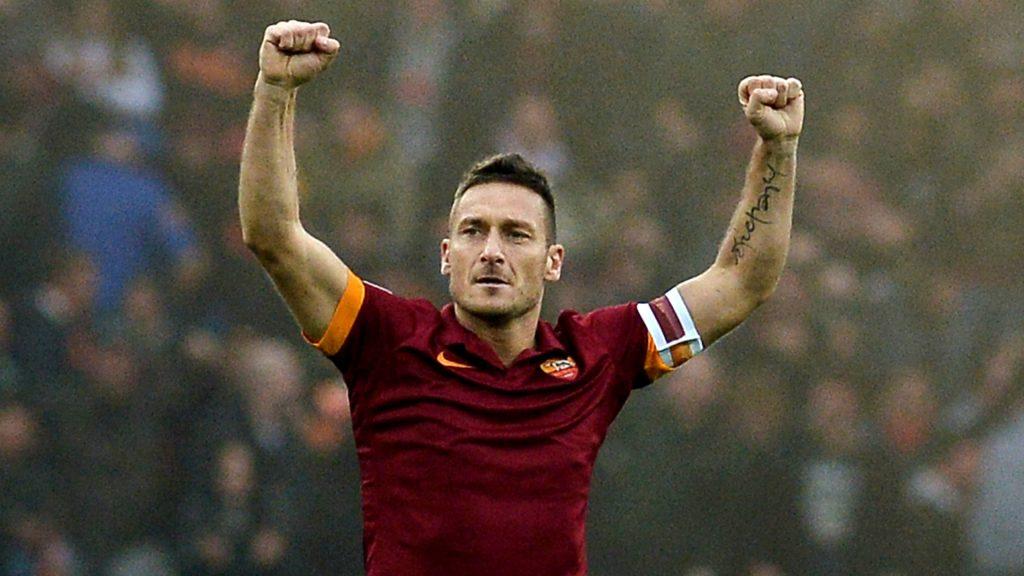 Totti il capitano della Roma, ecco adesso che farà
