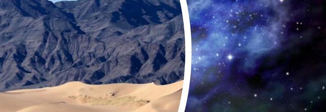 Il teletrasporto diventa realtà, il primo oggetto inviato dal deserto allo spazio