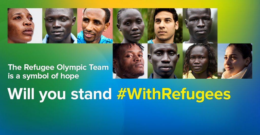 Firma anche tu la petizione #WithRefugees