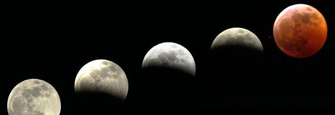 Eclissi di Luna, questa sera tutti con gli occhi all'insù, la prossima fra un anno