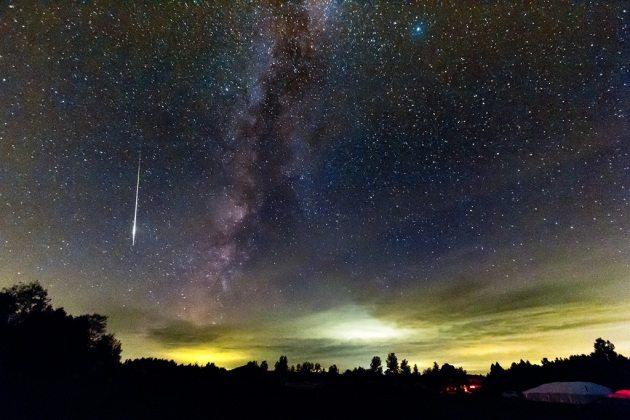 La notte di San.Lorenzo oggi è il 10 agosto, ma per guardare le stelle cadenti...