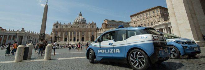 Allarme attacchi terroristici al Vaticano, a causa di un drone sospetto