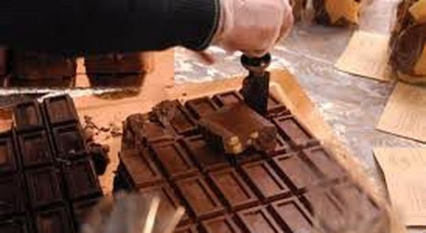 Cioccolato fondente all'olio extravergine toscano, combatte l'invecchiamento del cuore