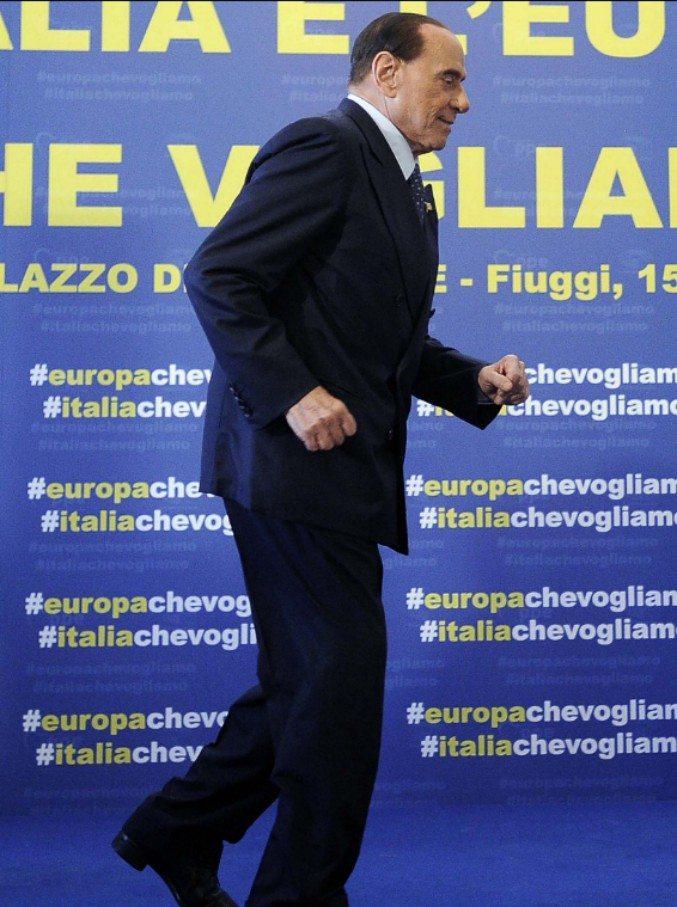 """Berlusconi: il suo medico Zangrillo smentisce Lemme: """"Tutte balle, Silvio non è dimagrito con la pasta aglio, olio e peperoncino"""""""
