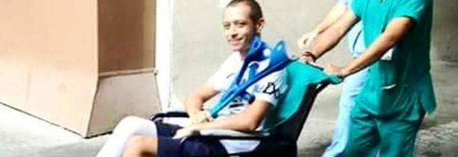 Valentino Rossi, furto choc, rubata la radiografia della sua gamba!