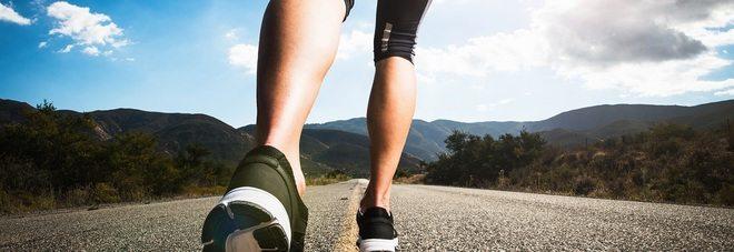 Una camminata vi allunga la vita, ma anche meno di 2 ore a settimana