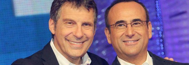 Carlo Conti rivela le reali condizioni di salute di Frabrizio Frizzi