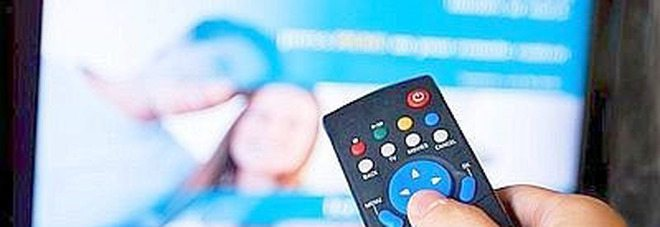 Digitale terrestre 2, nel 2022 nove tv su dieci da cambiare