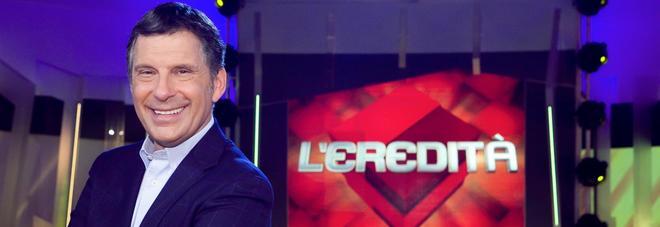 Fabrizio Frizzi ricoverato d'urgenza in ospedale, l'eredità non andrà in onda