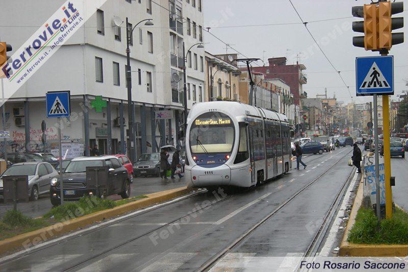 Questa e la fine del tram di Napoli, uno scandalo nazionale