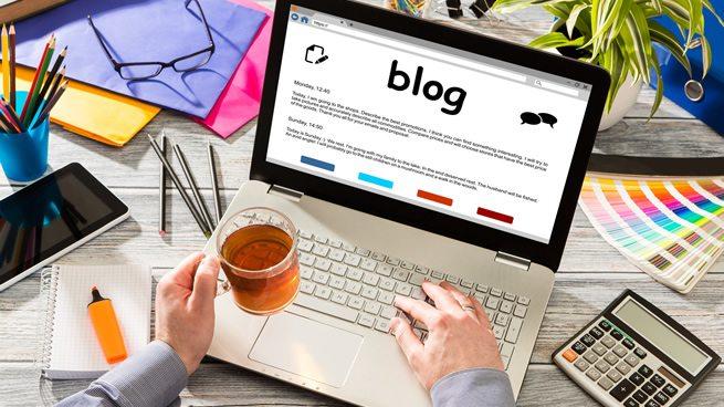 Avere un blog oggi è una moda, ma non significa che sia bufalaro.