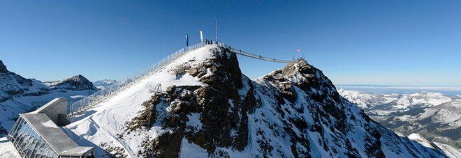I ghiacciai della Svizzera centrale si scioglieranno entro il 2090, lo afferma uno studio