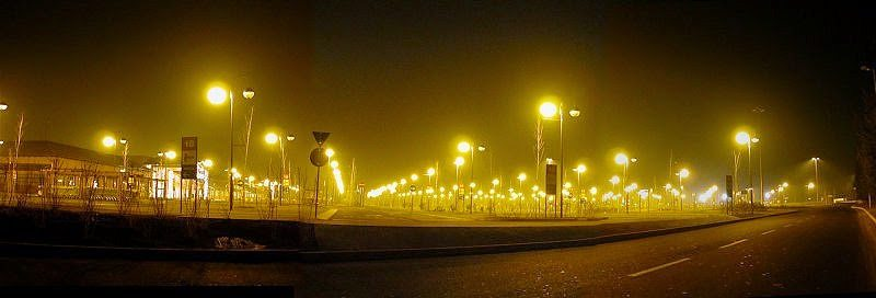 Che cos'è l'inquinamento luminoso? Adesso te lo spiego.