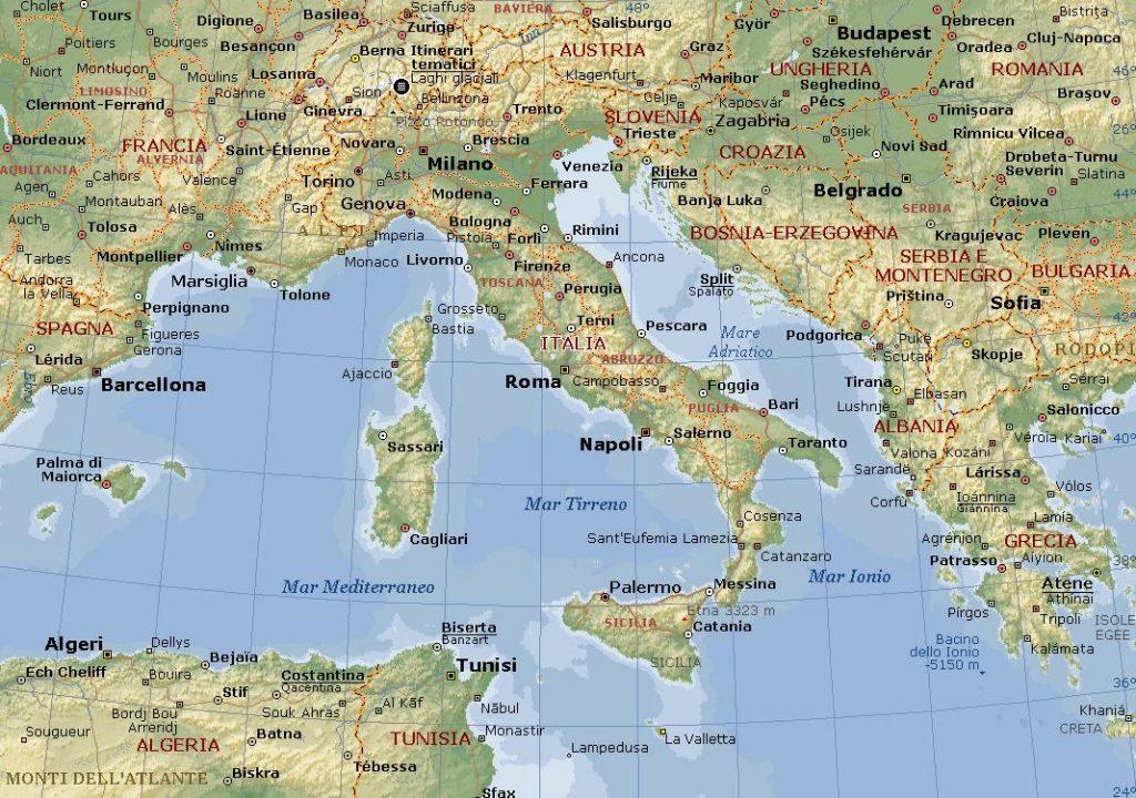 L'Italia deve diventare il primo paese al mondo per quanto riguarda la qualità della vita, scegli la rinascita.