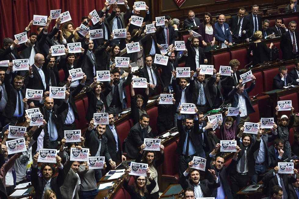 Ecco le leggi proposte da M5S in 5 anni di legislatura passata, ricordiamolo a chi ha memoria corta!