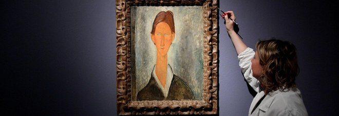 Quadri di Modigliani in mostra a Genova, da perizie tutti falsi.