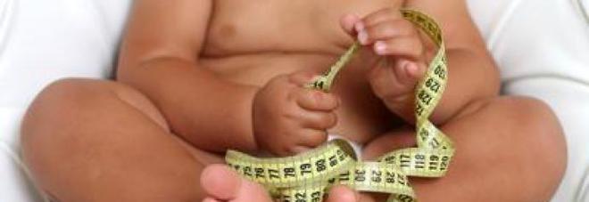 Rapporto schoc: 4 bambini su 5 sono a rischio di obesità, rischiano di perdere 20 anni di vita.