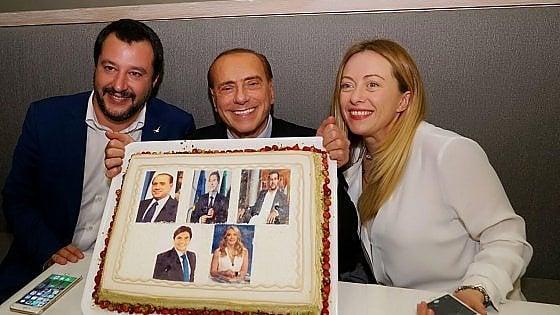 Chi vota Salvini, Vota Berlusconi, ricordatelo!