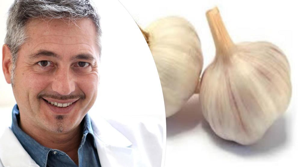 L'aglio è un viagra naturale e tanto altro, ecco come assumerlo, non per via orale.