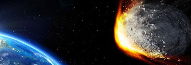 Un asteroide potenzialmente pericoloso sfiorerà la terra, ecco quando