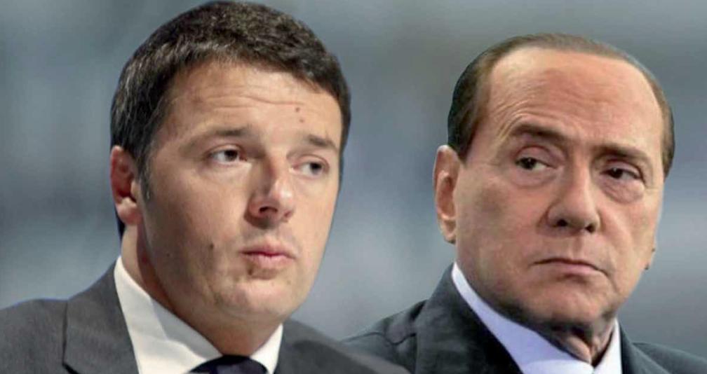 Non dovete ascoltare le balle di Renzi e Berlusconi che si ritornerà al voto