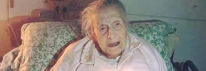 Carmela compie 108 anni, vive sui monti Lattari, ecco il suo segreto.