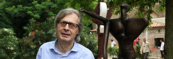 Vittorio Sgarbi condannato per lite all'Expò di Milano.