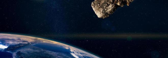 """Un'asteroide gigantesco minaccia la terra: """"Distruggerà tutto e non può essere distrutto!"""""""