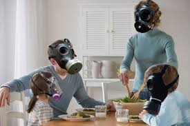 L'inquinamento domestico più pericoloso di quello esterno