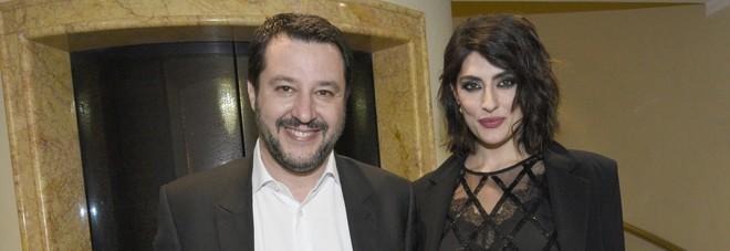 Elisa Isoardi: «Appoggerò Matteo Salvini stando nell'ombra», molte critiche sul web