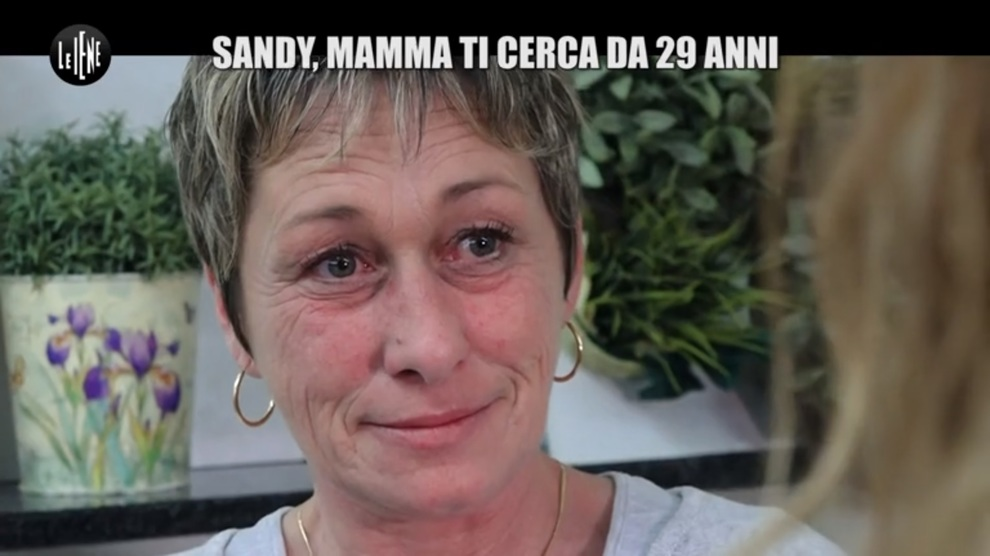 aiutiamo sthèphanie a ritrovare suo figlio Sandy, lo cerca da 29 anni