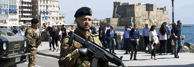 Allerta Isis nella città di Napoli, rischio di un attentato imminente.