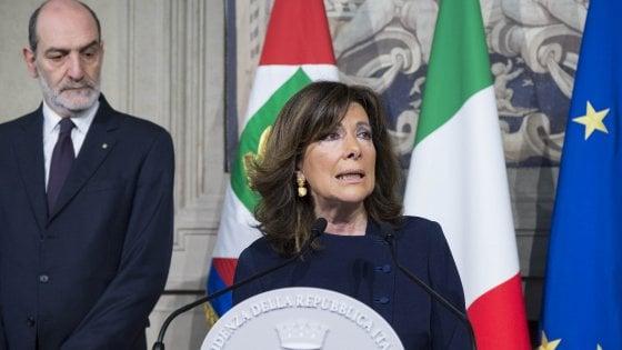 Governo: ipotesi secondo mandato esplorativo affidato a Fico