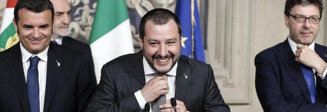 Centro destra diviso dopo consultazioni, Salvini apre a 5 stelle.