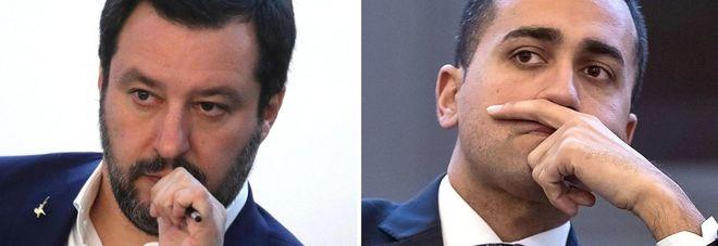"""Governo ancora in salita, Salvini insiste centrodestra-M5S, Di Maio: """"Berlusconi 0%"""""""