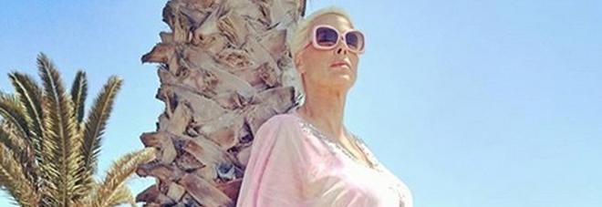 Brigitte Nielsel e il mistero del pancione, incinta a 54 anni?