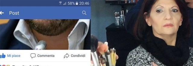 """Nonna social napoletana, fa il tifo per Salvini: """"Con lui siamo al sicuro!"""""""