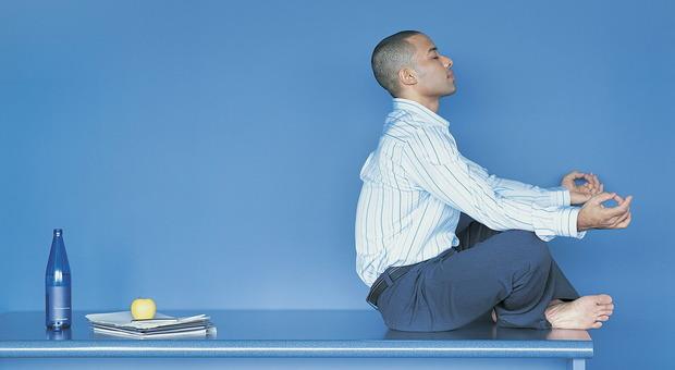 Vita troppo stressante? Un minuto di meditazione al giorno, ecco come